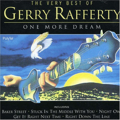 Gerry Rafferty Tired Of Talkin' cover art
