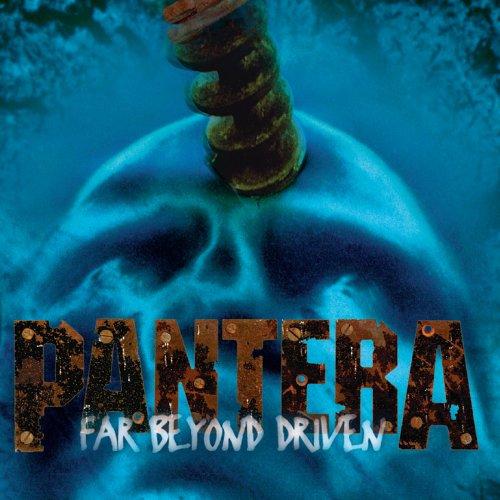 Pantera I'm Broken cover art
