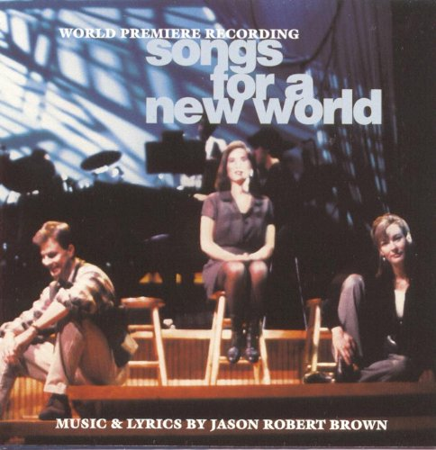 Jason Robert Brown I'm Not Afraid Of Anything cover art
