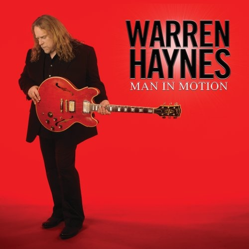 Warren Haynes On A Real Lonely Night cover art