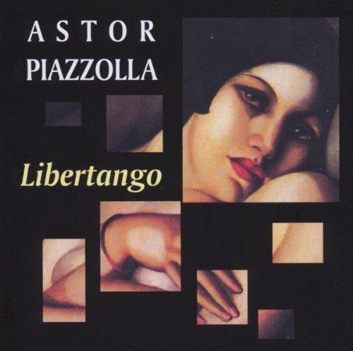Astor Piazzolla Libertango cover art