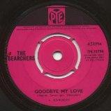 Goodbye My Love Sheet Music
