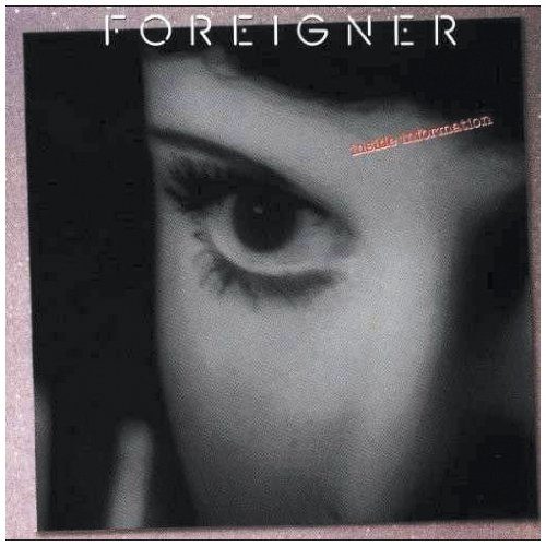 Foreigner Say You Will cover art