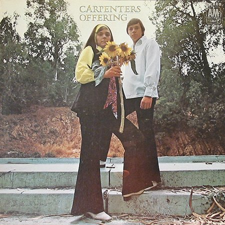 Carpenters Ticket To Ride cover art