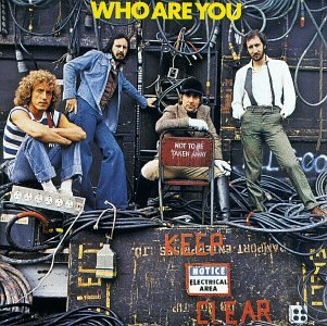 The Who Sister Disco cover art