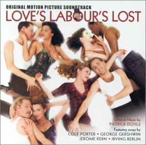 Patrick Doyle Arrival Of The Princess (from Love's Labour's Lost) cover art