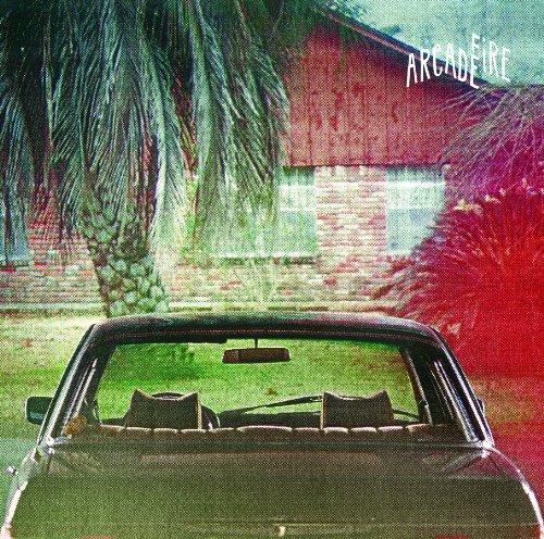 Arcade Fire The Suburbs cover art