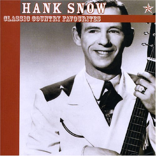 Hank Snow I'm Movin' On cover art