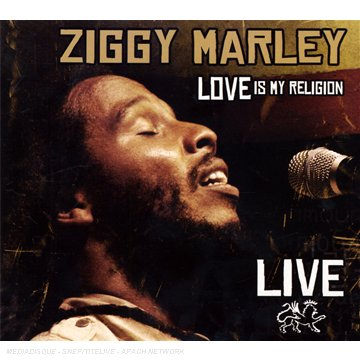 Ziggy Marley Justice cover art