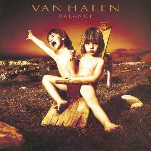 Van Halen Can't Stop Loving You cover art