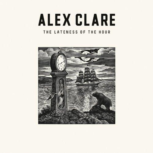 Alex Clare Too Close cover art