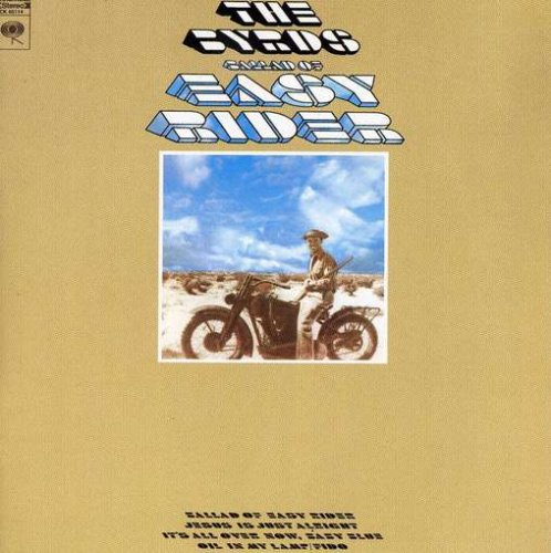 The Byrds Ballad Of Easy Rider cover art