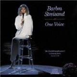 Partition piano Evergreen de Barbra Streisand - Piano Voix Guitare (Mélodie Main Droite)