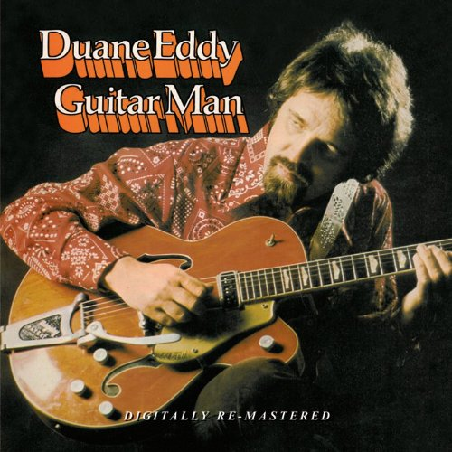 Duane Eddy Because They're Young cover art