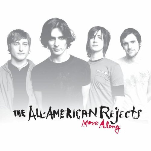 The All-American Rejects Stab My Back cover art