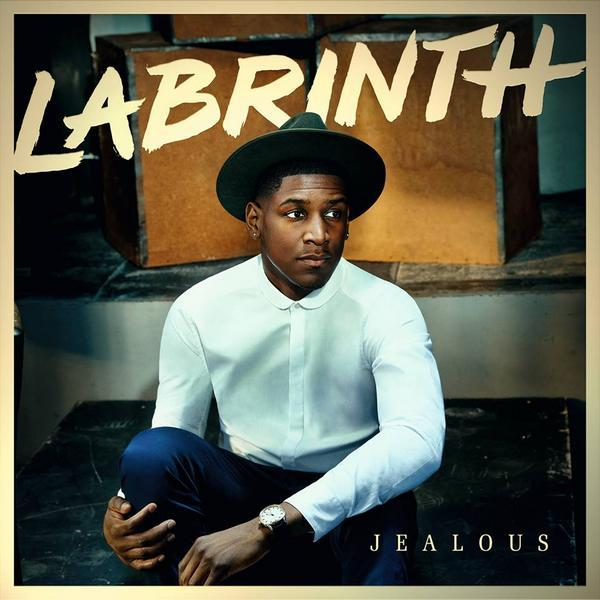 Labrinth Jealous cover art