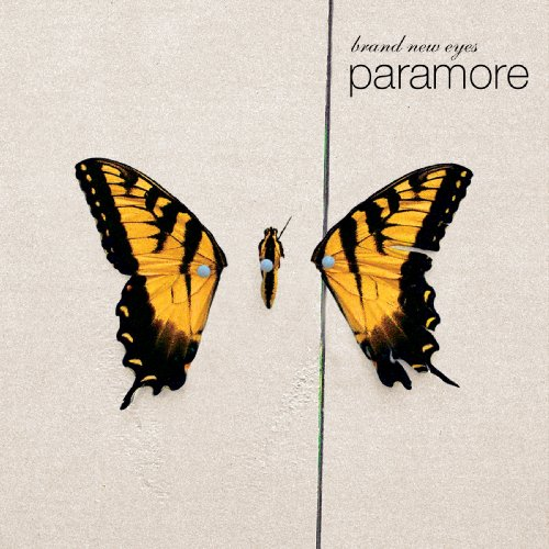 Paramore The Only Exception cover art