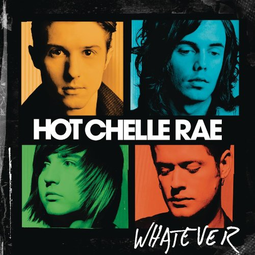 Hot Chelle Rae Tonight Tonight cover art