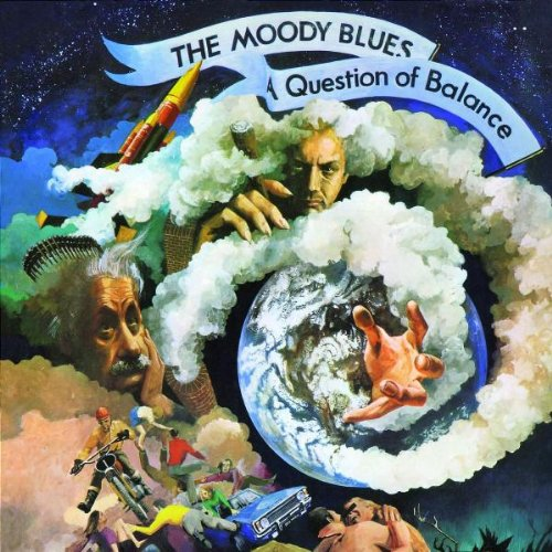 The Moody Blues It's Up To You cover art