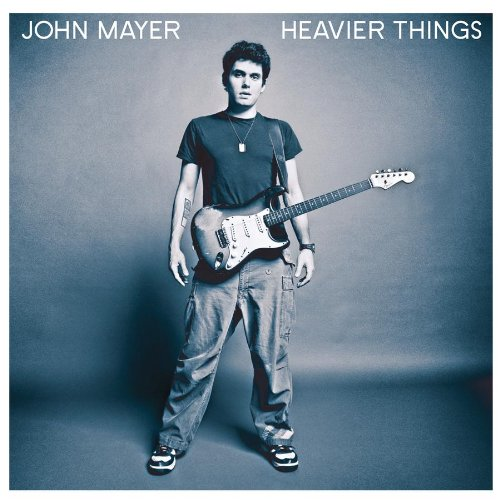 John Mayer Clarity cover art