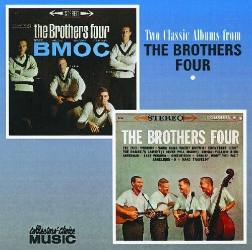 The Brothers Four Greenfields cover art