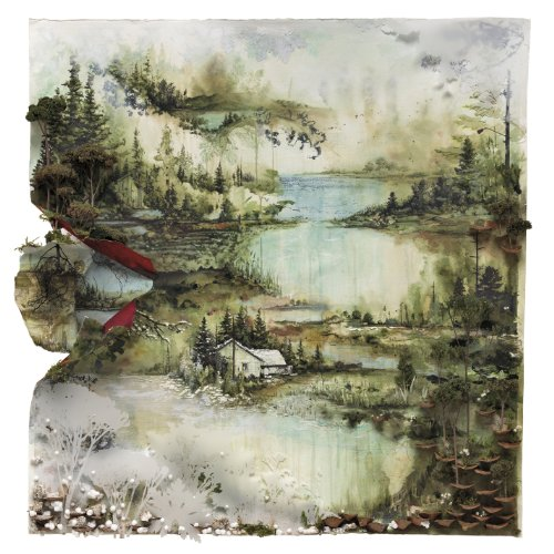 Bon Iver Towers cover art