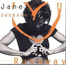 Janet Jackson Runaway cover art
