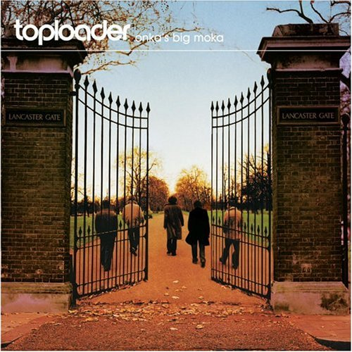 Toploader Higher State cover art