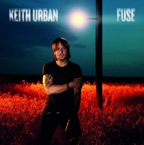 Keith Urban Cop Car cover art