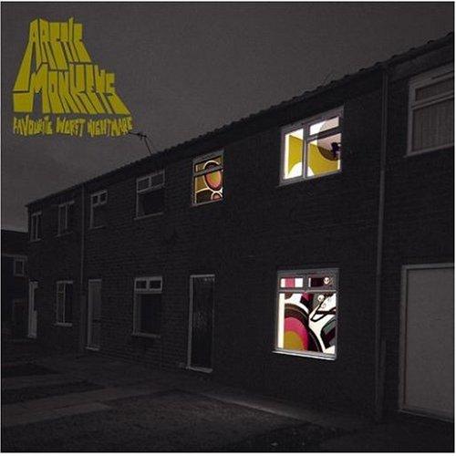 Arctic Monkeys 505 cover art