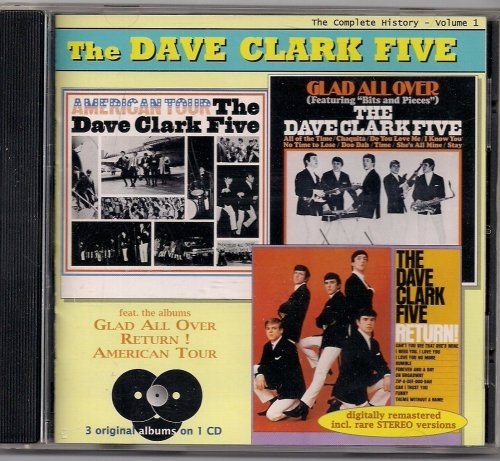 The Dave Clark Five Because cover art