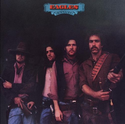 Eagles Desperado cover art