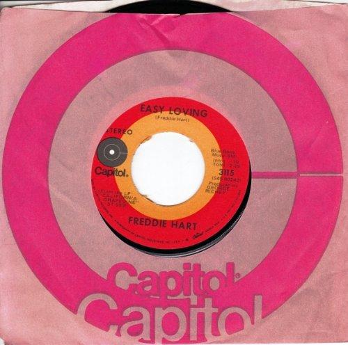 Freddie Hart Easy Loving cover art