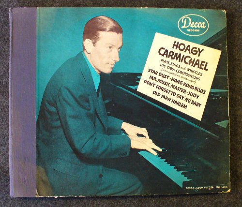 Hoagy Carmichael Sleepy Time Gal cover art