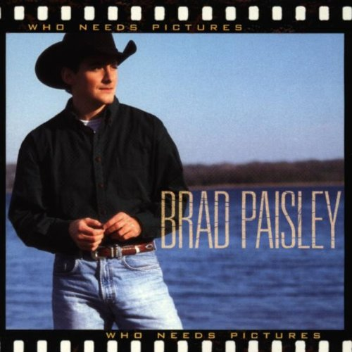 Brad Paisley We Danced cover art