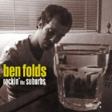 Ben Folds The Luckiest l'art de couverture