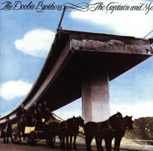 The Doobie Brothers South City Midnight Lady cover art