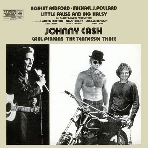 Johnny Cash The Little Man cover art