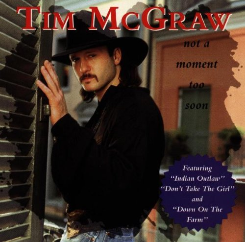 Tim McGraw Indian Outlaw cover art