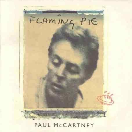 Paul McCartney Beautiful Night cover art