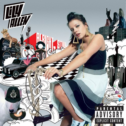 Lily Allen Smile cover art