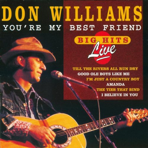 Don Williams I Believe In You cover art