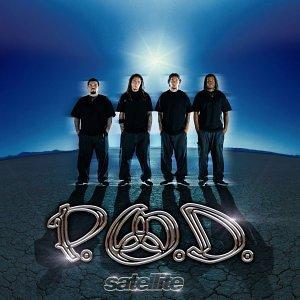 P.O.D. Satellite cover art
