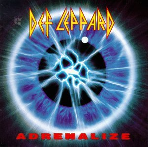 Def Leppard Have You Ever Needed Someone So Bad cover art