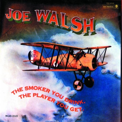 Joe Walsh Rocky Mountain Way cover art