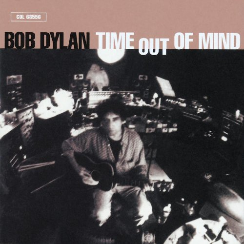 Bob Dylan Can't Wait cover art