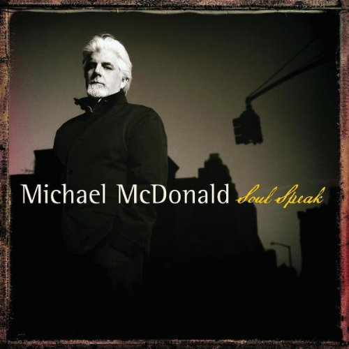 Michael McDonald Can I Change My Mind cover art