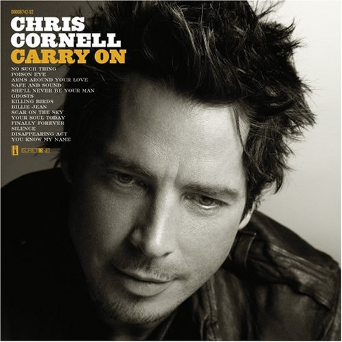 Chris Cornell Killing Birds cover art