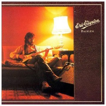 Eric Clapton Early In The Morning cover art