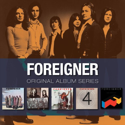 Foreigner That Was Yesterday cover art